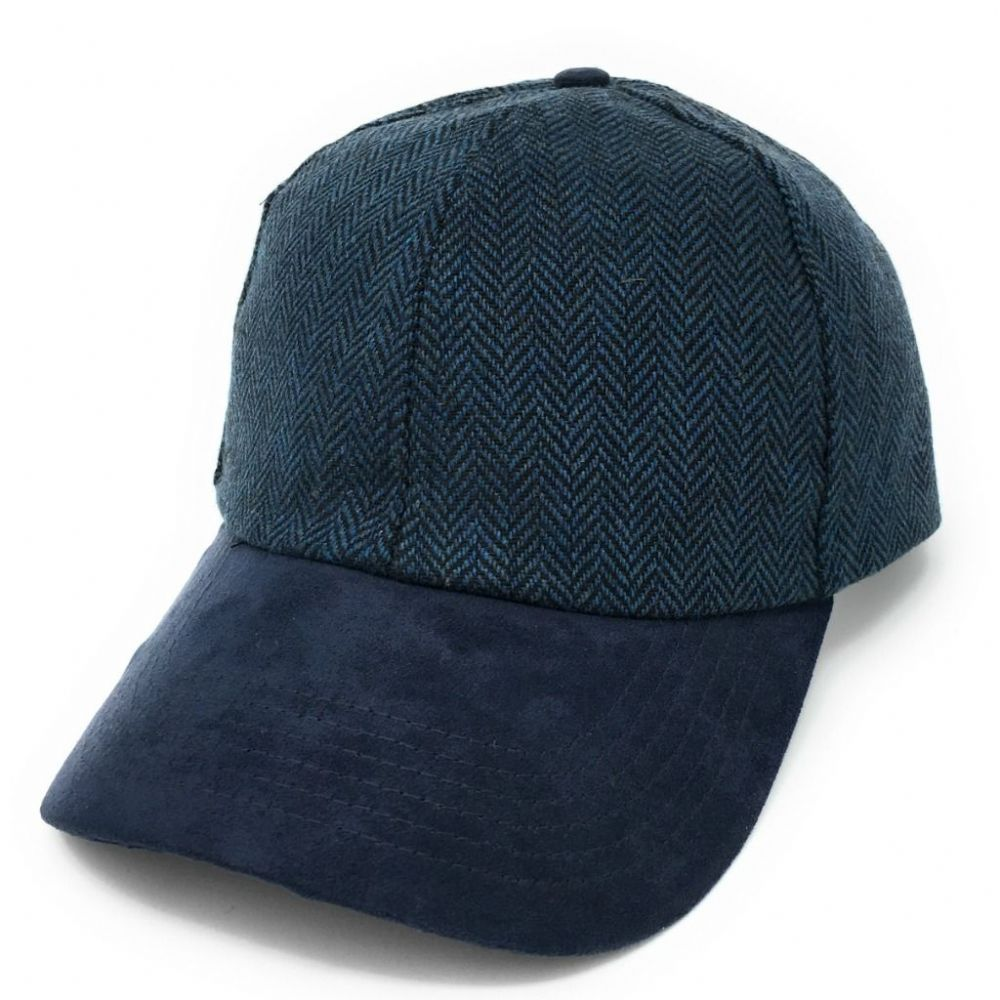 Country Style Baseball Cap (Blue)